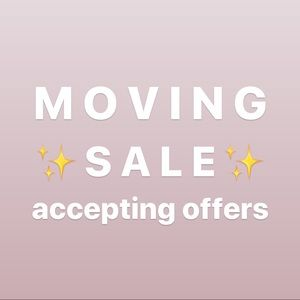 Tops - moving 6/5! make an offer :)